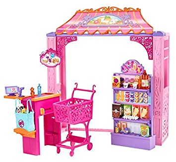 4f6a7f0e15 Mattel Barbie CCL72, I negozi di Malibù Avenue: Amazon.it: Giochi e  giocattoli
