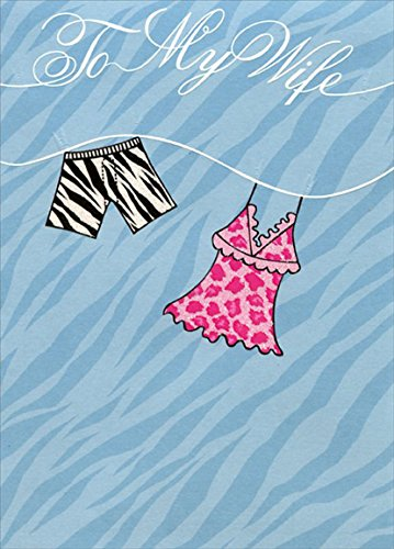 His and Hers Clothesline: Wife - Designer Greetings Mother