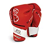 RIVAL BOXING GLOVES-RS2V (RED, 14oz)