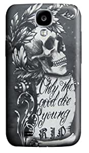 Only the Good PC Case Cover for Samsung Galaxy S4 and Samsung Galaxy I9500 3D