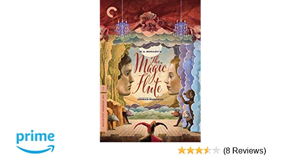 Amazon com: The Magic Flute (The Criterion Collection