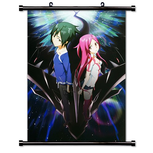 Dragonaut - The Resonance Fabric Wall Scroll Poster (32