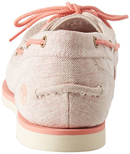 crabapple Rosa Canvas Classic Canvas Para Mocasines Timberland Mujer YwqAXCZwx