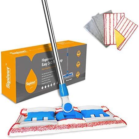 HAPINNEX Microfiber Dust Floor Mop product image