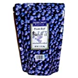 Trader Joe's Freeze Dried Blueberries Unsweetened & Unsulfured (5 Pack)