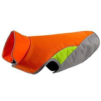 TYJY Chaleco Reflectante para Perros Grandes Ropa Impermeable para Mascotas Chaleco Salvavidas Ropa De Seguridad para