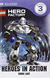 DK Readers: LEGO Hero Factory, Dorling Kindersley Publishing Staff, 0756695295