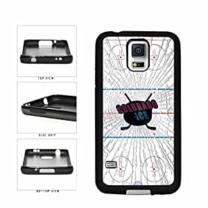 Avalanche Ice TPU RUBBER SILICONE Phone Case Back Cover Samsung Galaxy S5 I9600