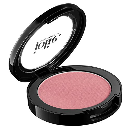 - Jolie Mineral Matte Blush Pressed Cheek Color Blusher (Rose Bud)