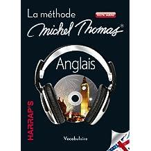 HARRAP'S MICHEL THOMAS ANGLAIS VOCABULAIRE, 5 CD AUDIO