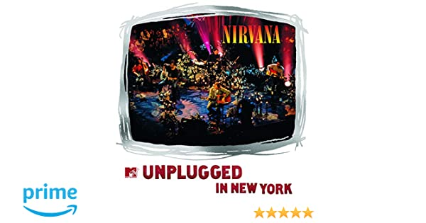 MTV Unplugged In New York [Vinilo]
