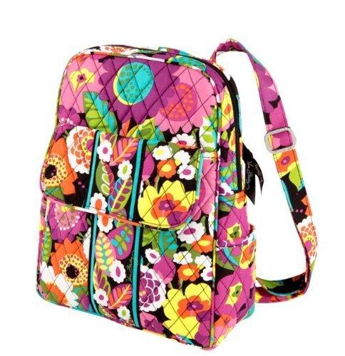 Vera Bradley Backpack in Va Va Bloom