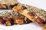 R & J Toffees Original Dark Almond Toffee 1lb gift