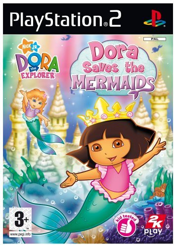 Dora the Explorer: Dora Saves The Mermaids (PS2) by 2K Play