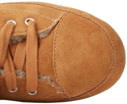 Fitflop - Botas de ante para mujer marrón - Brown Sugar