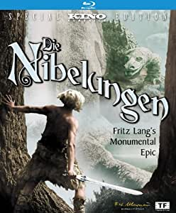 Die Nibelungen (Special Kino Classics Edition) [Blu-ray]