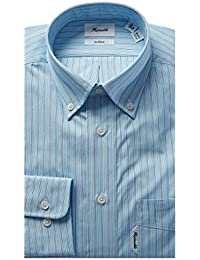 Men's Tall Size Classic Fit Casual Dress Shirt Long Length