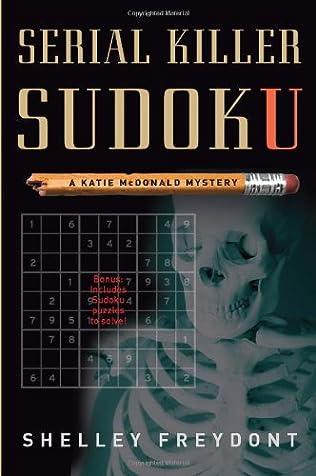 book cover of Serial Killer Sudoku