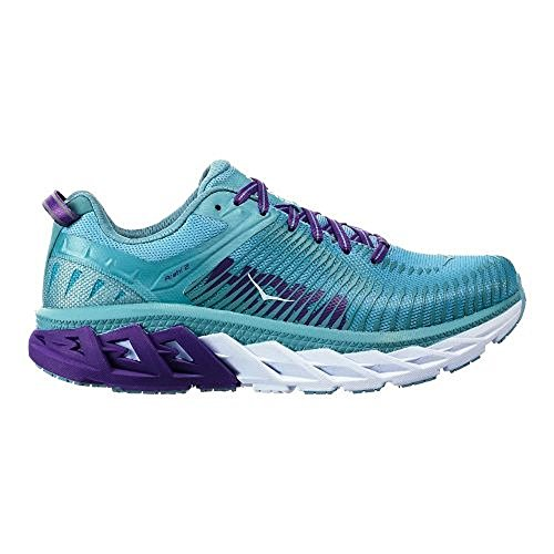 HOKA Women Arahi 2 Aquifer/Sea Angel