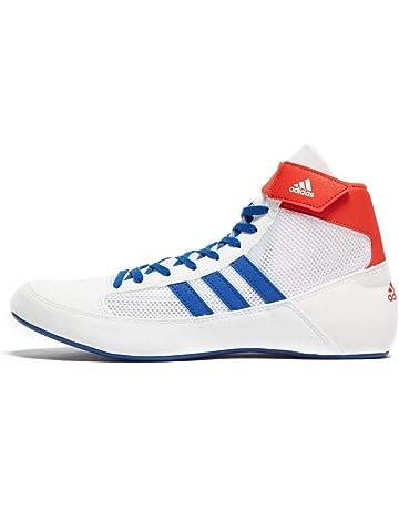 online store 650d9 17707 adidas - Zapatillas de Lucha Libre de Lona para Hombre