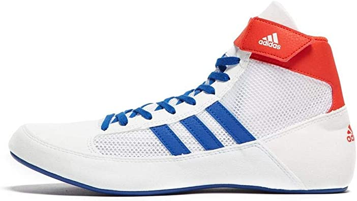 Mens Adidas Havoc Mens Wrestling Sneakers Athletic Comfortable Shoes Black