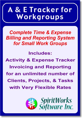 Activity & Expense Tracker for Workgroups [Download]
