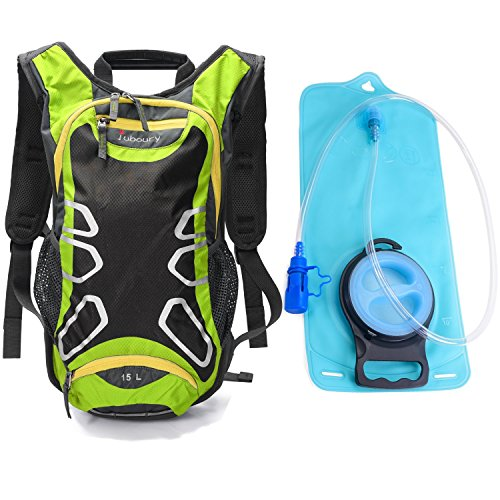 Juboury Hydration Backpack with Free 2L Water B...