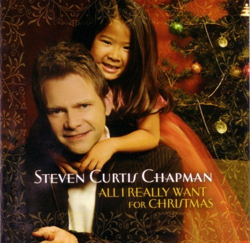 All I Really Want for Christmas Album Cover
