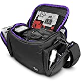 #8: Medium Camera Bag Case by Altura Photo for Nikon, Canon, Sony DSLR and Mirrorless Cameras and Lenses