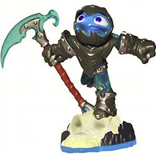 Shallen Skylanders Swap Force Lightcore Grim Creeper Figure+Card+Code No Package (Night Shift Skylanders)