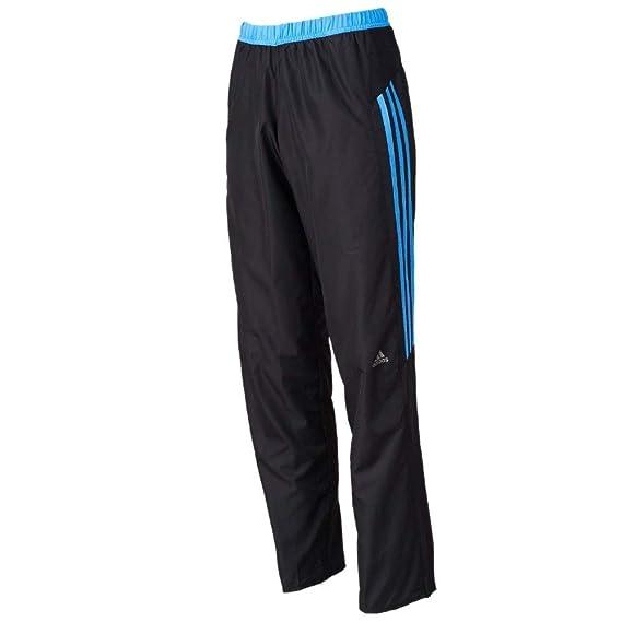 super popular 4c705 5afd0 adidas Response Femme Pantalon Running Noir  Amazon.fr  Vêtements et  accessoires