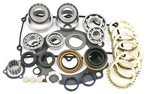 Transparts Warehouse BK247AWS Ford M5R1 M5OD 5 Speed transmission Kit with rings