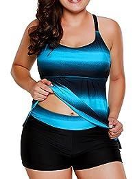 Womens Tankinis   Amazon.com