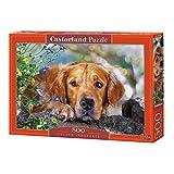 Castorland Puzzle Golden Innocence 500 Pieces
