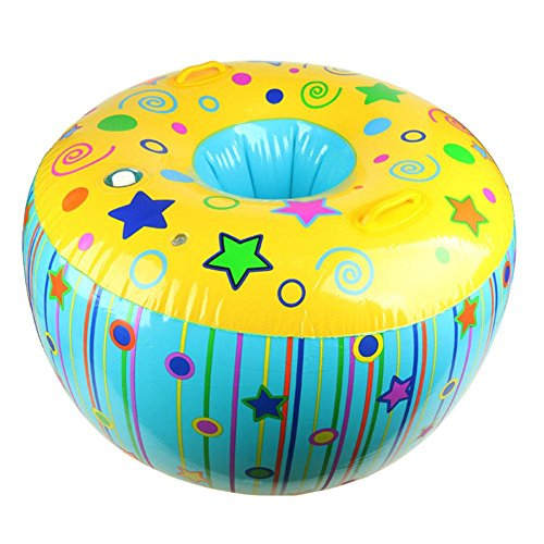 Yooyoo Inflatable Bumper Ball for kids-Outdoor Inflatable Amusement Equipment-Toys Barrels Colliding Touching Ball 2PCS (Human Water Hamster Ball)