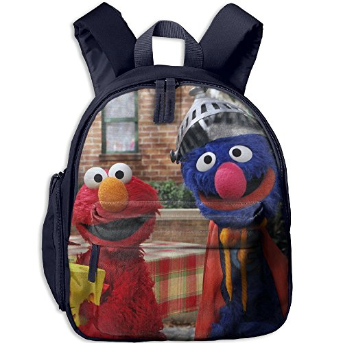 Children US Educational Children's TV Show Pre School Backpack Bags by Crazy Popo