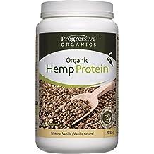 Progressive Organic Hemp Protein 800g - Vanilla