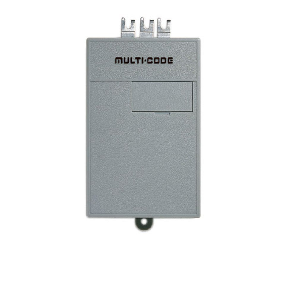 Multicode - Gate or Garage Door Opener Receiver - Garage Door ...