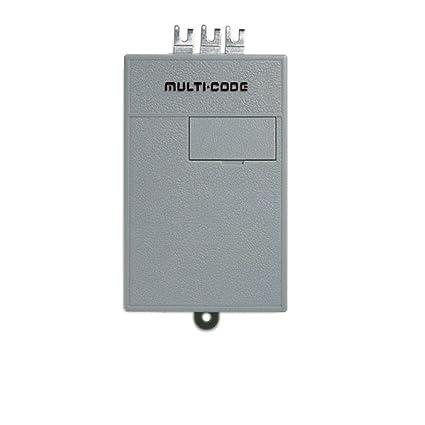 Multicode Gate Or Garage Door Opener Receiver Garage Door