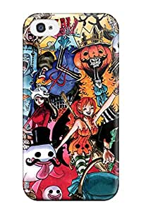 Hot Style OhLDcmV23499oBoCx Protective Case Cover For Iphone4/4s(one Piece Halloween)