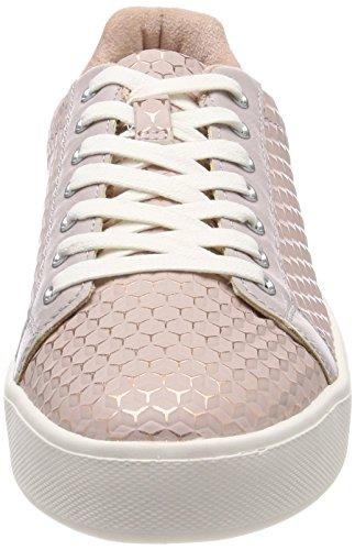 Rose 23724 Structure Sneakers Basses 42 Tamaris Femme EU wfIqOwC