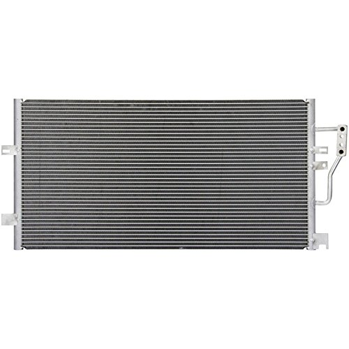 Seville Condenser Cadillac A/c - Reach Cooling REA31-4943P - 4943 Condenser For Cadillac Seville - 4.6 V8 Lifetime Warranty