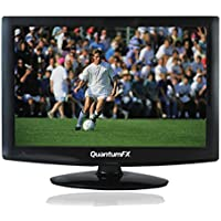 QFX 18.5 LED TV Black W/ ATSC/NTSC Tuner Consumer Electronics