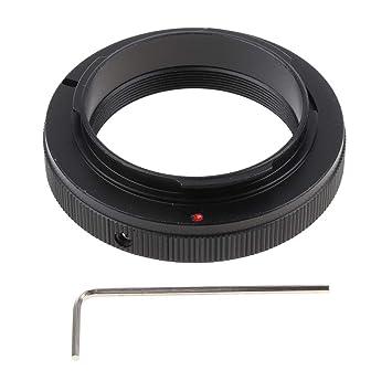 T2-PK Adapter T2 T Mount to for Pentax SLR DSLR PK K Mount Lens Mount Adapter