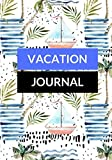 Vacation Journal: Beach Fun Travellers Notebook, Books, Holiday Scrapbook,Travel Planner, Keepsake, Log, Memories | Destination Checklist | Medium Softback (World Cultures) (Volume 17)