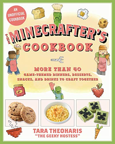 Zombie Celebrity Costume (The Minecrafter's Cookbook: More Than 40 Game-Themed Dinners, Desserts, Snacks, and Drinks to Craft)