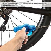 Mein HERZ Aparato para Limpiar Cadenas de Bicicleta, Limpiador de ...