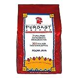 Puroast Coffee Low Acid Mocha Java Whole Bean Coffee, 2267gm