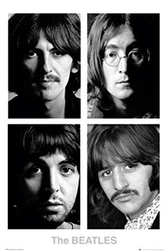 The Beatles - White Album Poster 24 x 36in