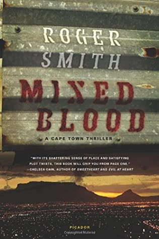book cover of Mixed Blood